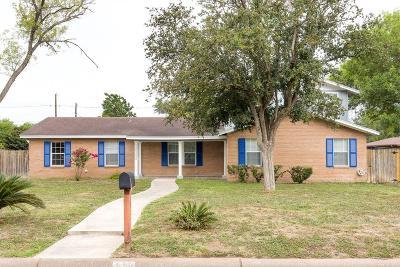 Weslaco Single Family Home For Sale: 1022 W Stone Drive