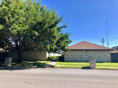 McAllen Multi Family Home For Sale: 705 Mynah Avenue