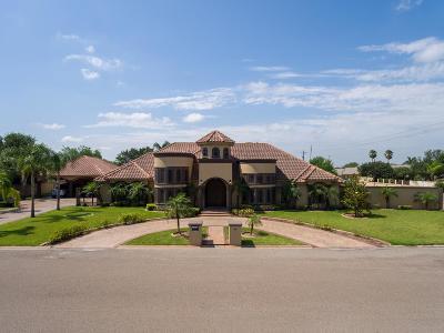 Mission Single Family Home For Sale: 101 E Esperanza Avenue