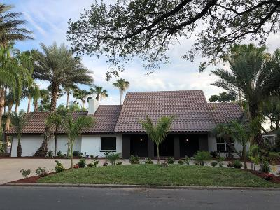 McAllen Single Family Home For Sale: 201 Ben Hogan Drive