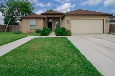 Brownsville Single Family Home For Sale: 3261 Dusk Drive