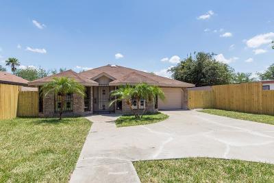 Mission Single Family Home For Sale: 2307 Elizabeth Street