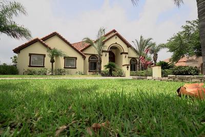 Mission Single Family Home For Sale: 2704 Santa Esperanza