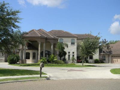 Pharr Single Family Home For Sale: 1005 W Inspiration Drive