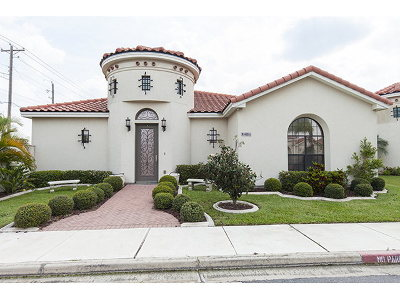 McAllen Single Family Home For Sale: 3401 S M Street