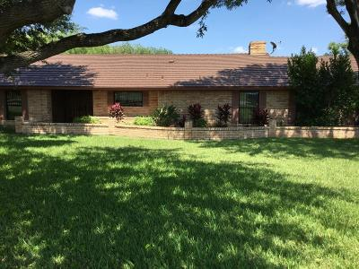 McAllen Single Family Home For Sale: 4024 Taylor Road