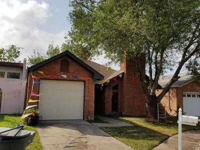 Harlingen Single Family Home For Sale: 2117 White Tail Lane