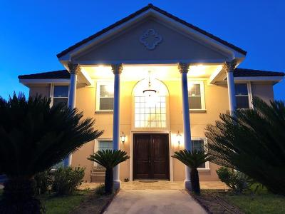 Mission Single Family Home For Sale: 2509 Ponderosa Drive