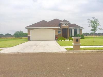 Weslaco Single Family Home For Sale: 3520 Pecan Grove Drive