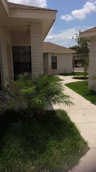 McAllen Multi Family Home For Sale: 6701 7th Court