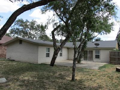 Weslaco Single Family Home For Sale: 1101 Georgia Avenue
