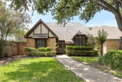McAllen Single Family Home For Sale: 201 Pineridge Lane