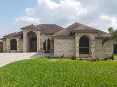 Weslaco Single Family Home For Sale: 1407 W Gardenia