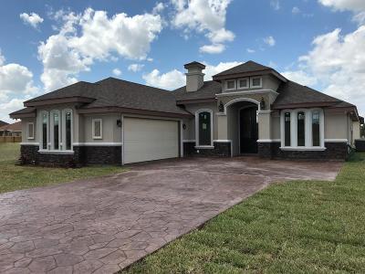 Weslaco Single Family Home For Sale: 2105 S Salvador Avenue