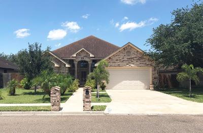 Weslaco Single Family Home For Sale: 3321 Huron Drive