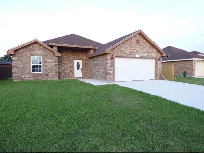 Weslaco Single Family Home For Sale: 3312 Huron Drive