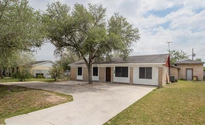 Weslaco Single Family Home For Sale: 205 W Mile 6