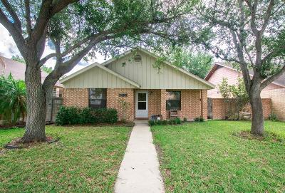 Harlingen Single Family Home For Sale: 24035 Augusta Drive