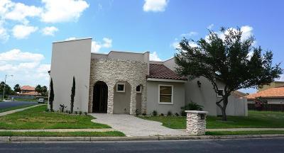McAllen Single Family Home For Sale: 101 E Auburn Avenue