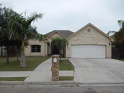 Pharr Single Family Home For Sale: 4101 San Angelo Street