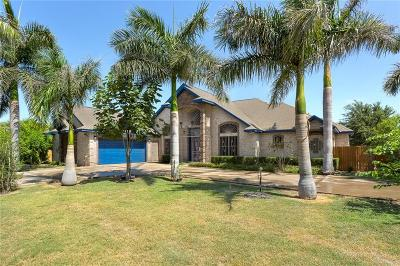 McAllen Single Family Home For Sale: 4200 Mile 7 North