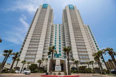 South Padre Island Condo/Townhouse For Sale: 310a Padre #3102