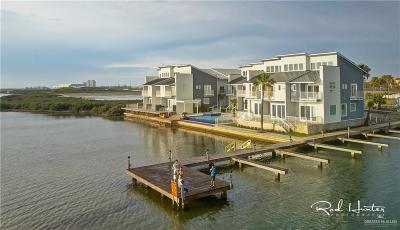 South Padre Island Condo/Townhouse For Sale: 6101 Padre Boulevard #402