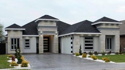 McAllen Single Family Home For Sale: 3501 Umar Avenue