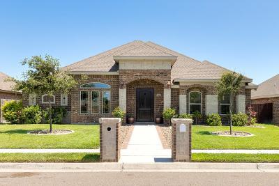 McAllen TX Single Family Home For Sale: $319,000