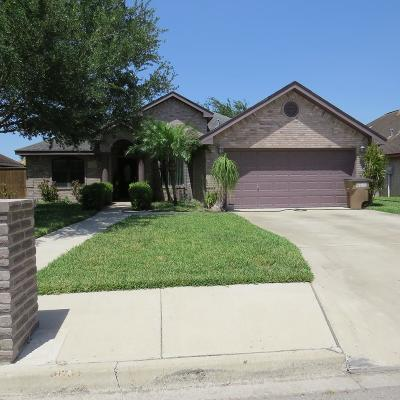 Edinburg Single Family Home For Sale: 3319 Ginger Avenue