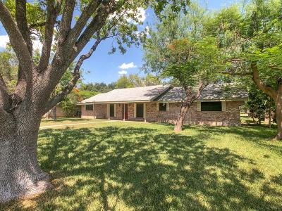 Mission Single Family Home For Sale: 2204 Bryan Road