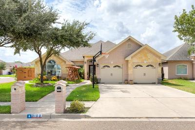 McAllen Single Family Home For Sale: 9103 26th Lane
