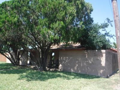 Weslaco Single Family Home For Sale: 602 S Westgate Drive