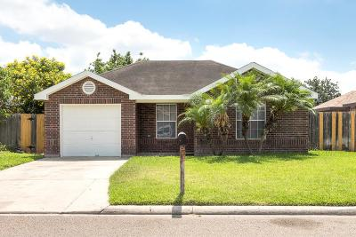 Edinburg Single Family Home For Sale: 2816 Gayle