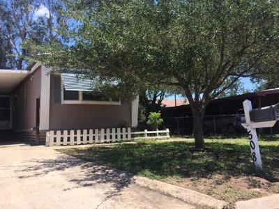 Weslaco Single Family Home For Sale: 508 W Loop 19th
