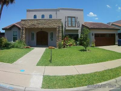 McAllen Single Family Home For Sale: 7724 N 4th Street