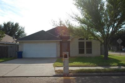 McAllen Single Family Home For Sale: 5813 38th Street