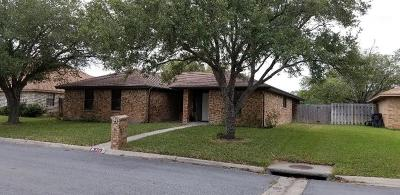 Harlingen Single Family Home For Sale: 713 Hunter Street