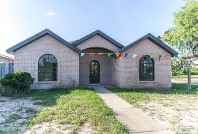 Brownsville Single Family Home For Sale: 7031
