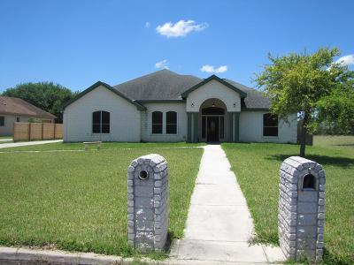 Edinburg Single Family Home For Sale: 3315 Aceves Street