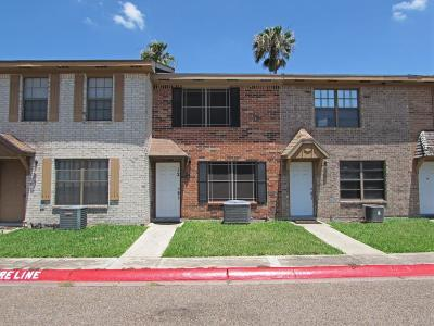 Pharr Single Family Home For Sale: 2201 S Jackson Road