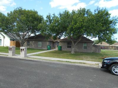 Pharr Multi Family Home For Sale: 2112 Erica Street