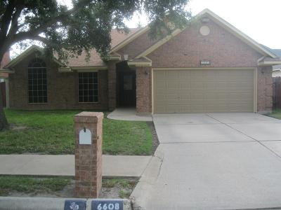 McAllen Single Family Home For Sale: 6608 25th Street