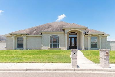Edinburg Single Family Home For Sale: 3601 Inez Street