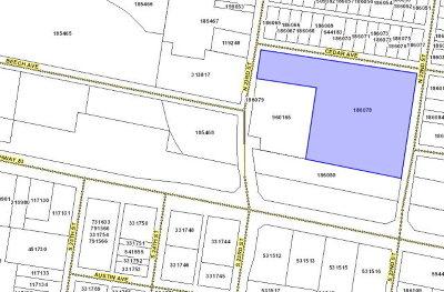 McAllen Residential Lots & Land For Sale: 212 N 23rd Street