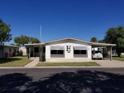 Weslaco Single Family Home For Sale: 2841 La Quinta Drive