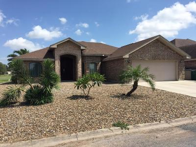 Pharr Single Family Home For Sale: 803 Melanie Drive