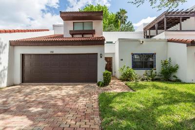 McAllen TX Condo/Townhouse For Sale: $208,400
