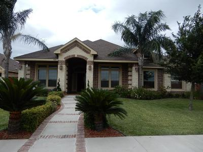 Mission Single Family Home For Sale: 2509 Grand Canal Drive