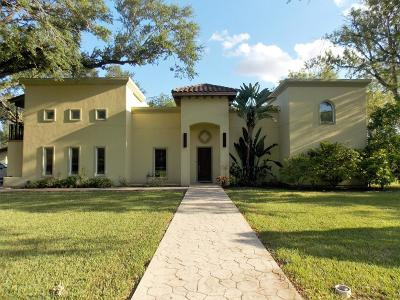 McAllen Single Family Home For Sale: 1201 Northgate Lane